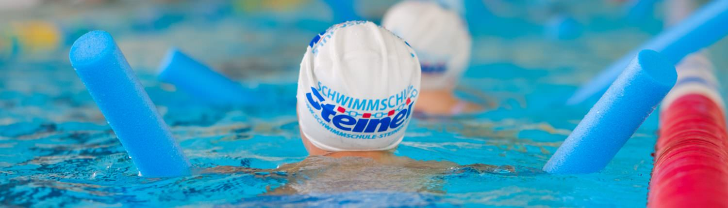 Swimming courses for beginners at the Steiner Swimming School in Vienna