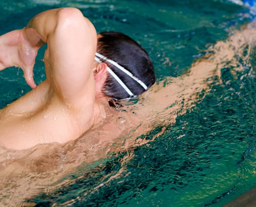 Front crawl swimming courses in Vienna