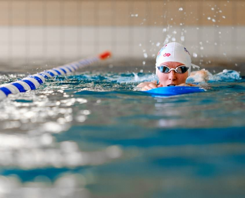 Swimming courses for adults in Vienna