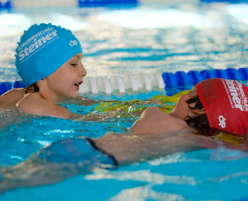 Swimming courses for advanced swimmers in Vienna