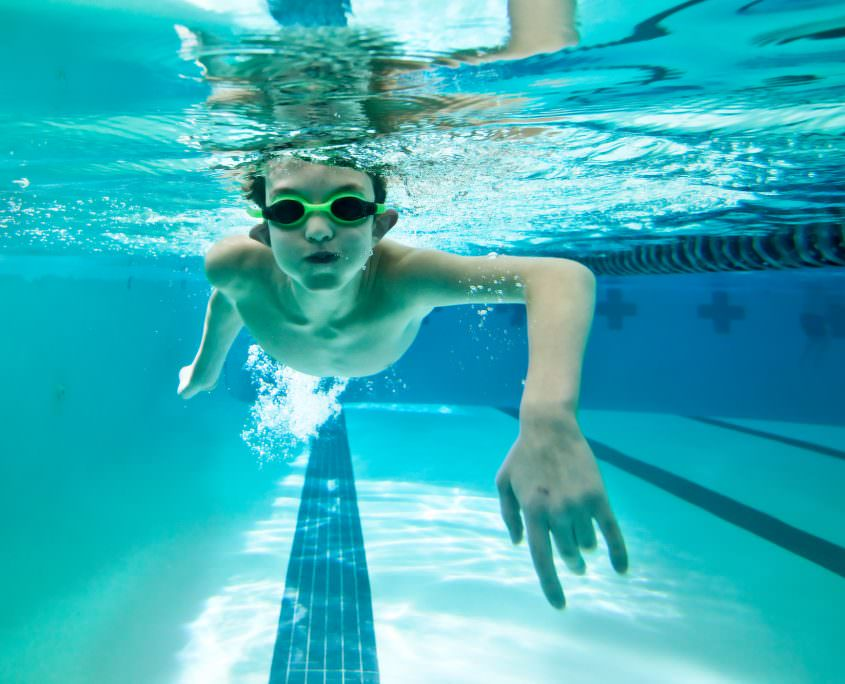Advanced swimming courses at the best swimming school in Vienna