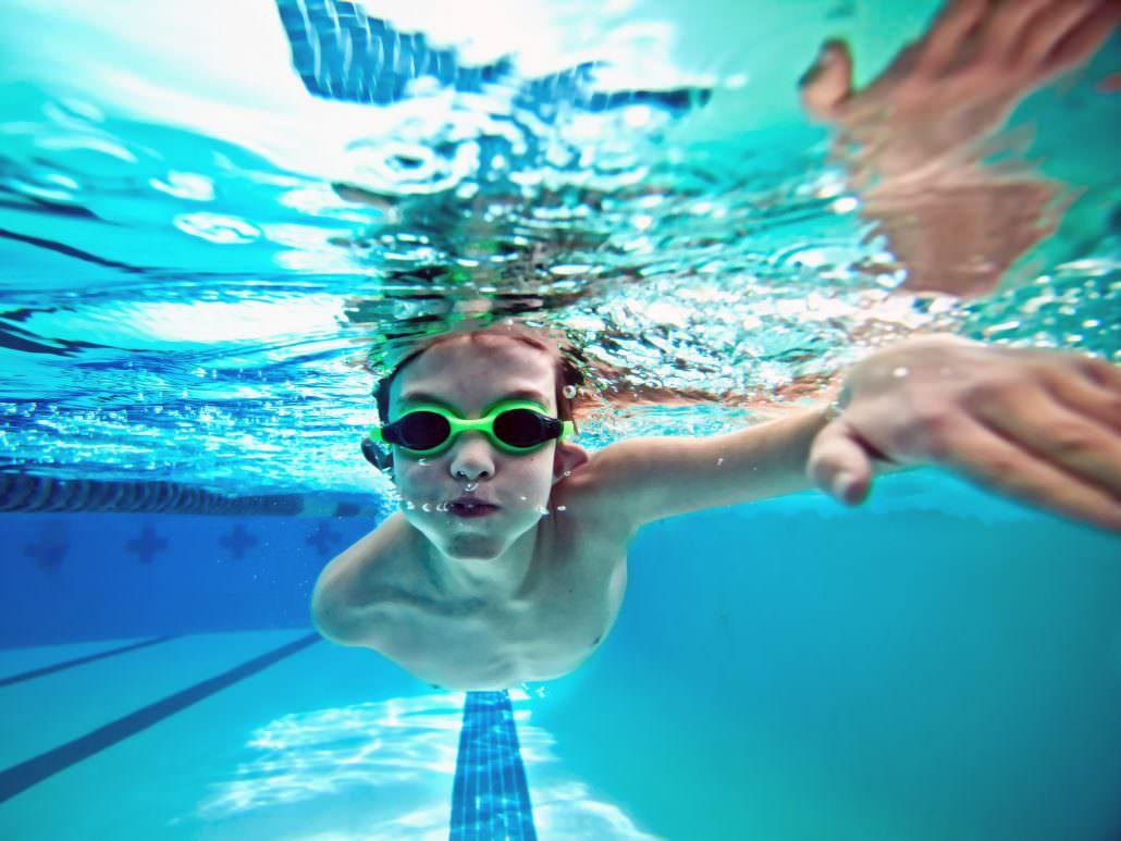 The swimming school for your child - Steiner Swimming School Vienna