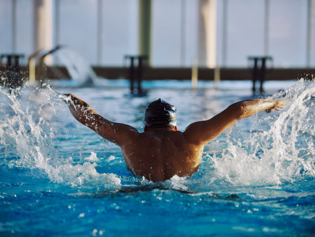 Perfection swimming courses for advanced swimmers in Vienna - Steiner Swimming School