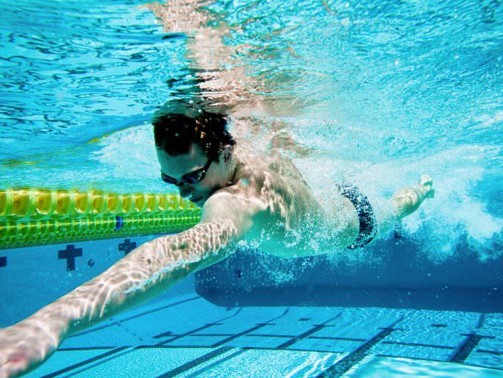 Videoanalyse Schwimmkurse Wien
