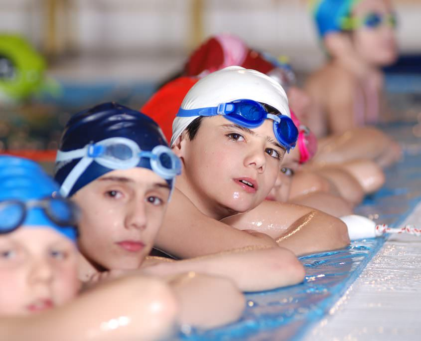 Group lessons Swimming courses Vienna