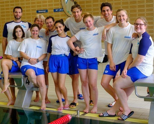 Perfect your swimming technique with the Steiner Swimming School in Vienna