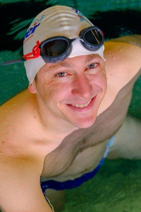 Schwimmlehrer der Schwimmschule Steiner