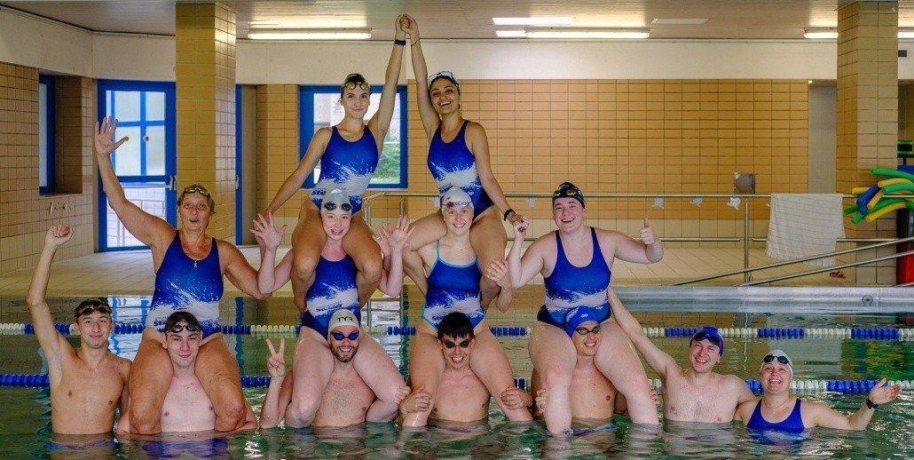 Das Team der größten Schwimmschule Wiens, Schwimmschule Steiner