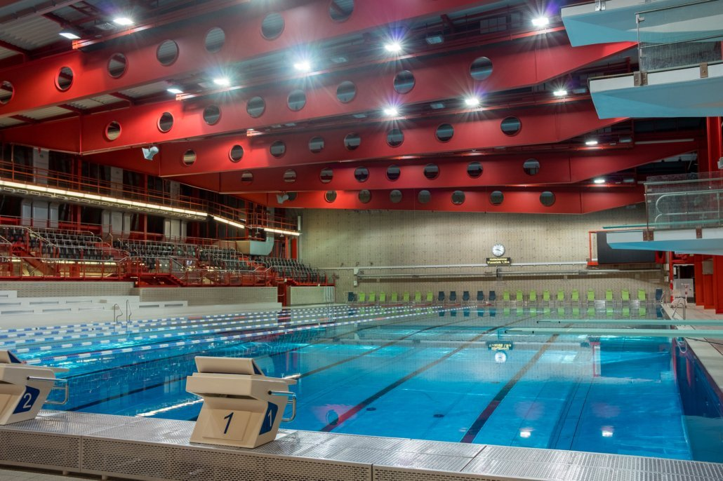 We are starting our swim courses in the Wiener Stadthallenbad again after the COVID-19 lockdown