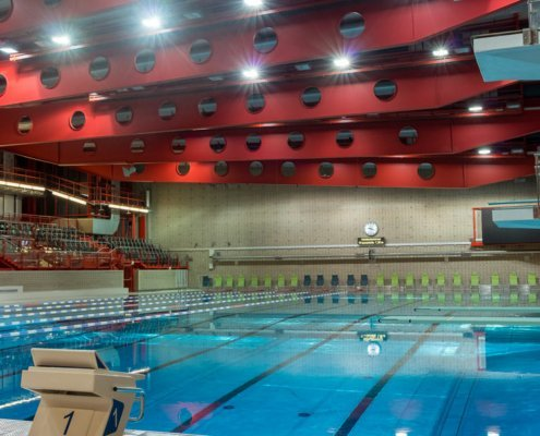 We are starting our swim course program again in the Wiener Stadthallenbad after the COVID-19 lockdown