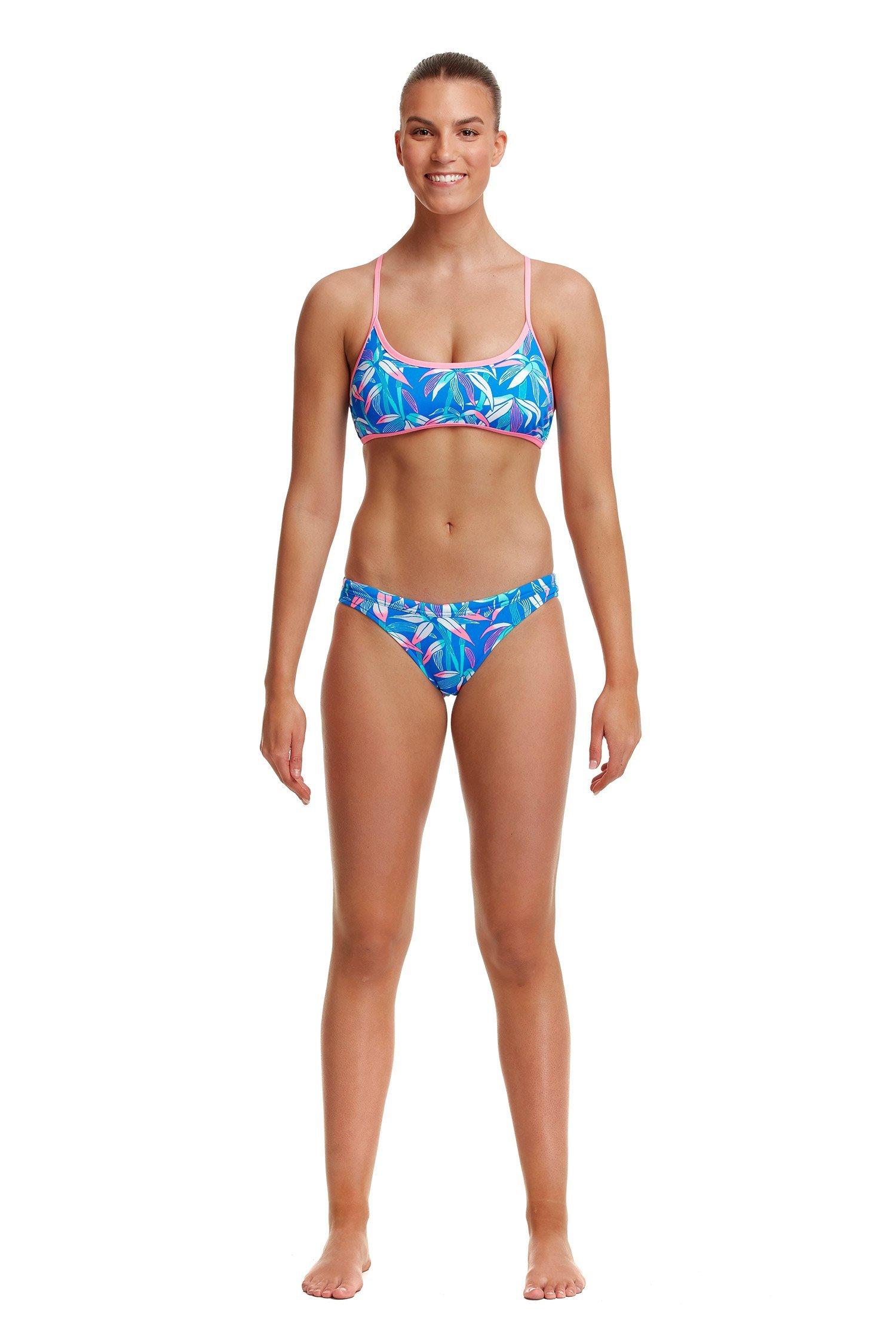 We carry the complete swimwear range from Funkita