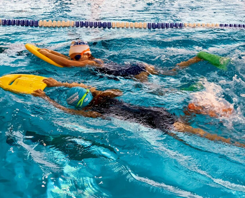 Registration for our autumn swimming courses for children and adults has just begun.